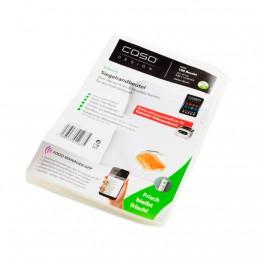 Пакеты для камерного вакуумного упаковщика CASO 6 Sterne 25х35