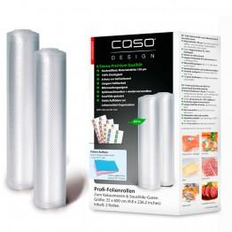 Рулоны для вакуумной упаковки CASO 25x600