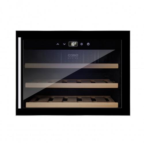 Встраиваемый винный шкаф CASO WineSafe 18 EB