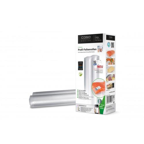 Рулоны для вакуумной упаковки CASO 28Х600