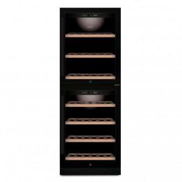 Винный шкаф CASO WineChef Pro 126-2D black