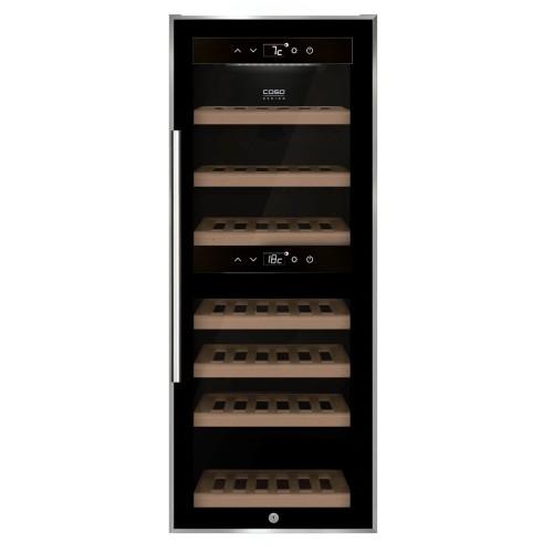 Винный шкаф CASO WineComfort 38 Black