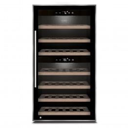 Винный шкаф CASO WineComfort 66 Black